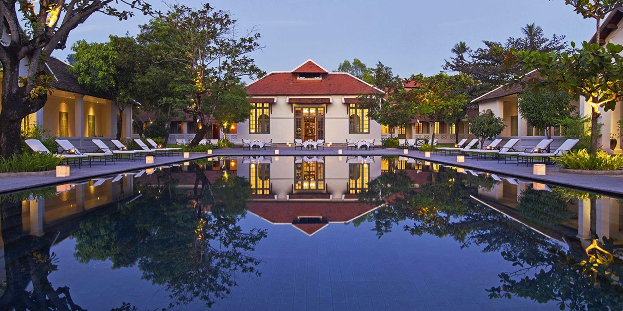 Amantaka in luang prabang laos for Luang prabang hotels 5 star