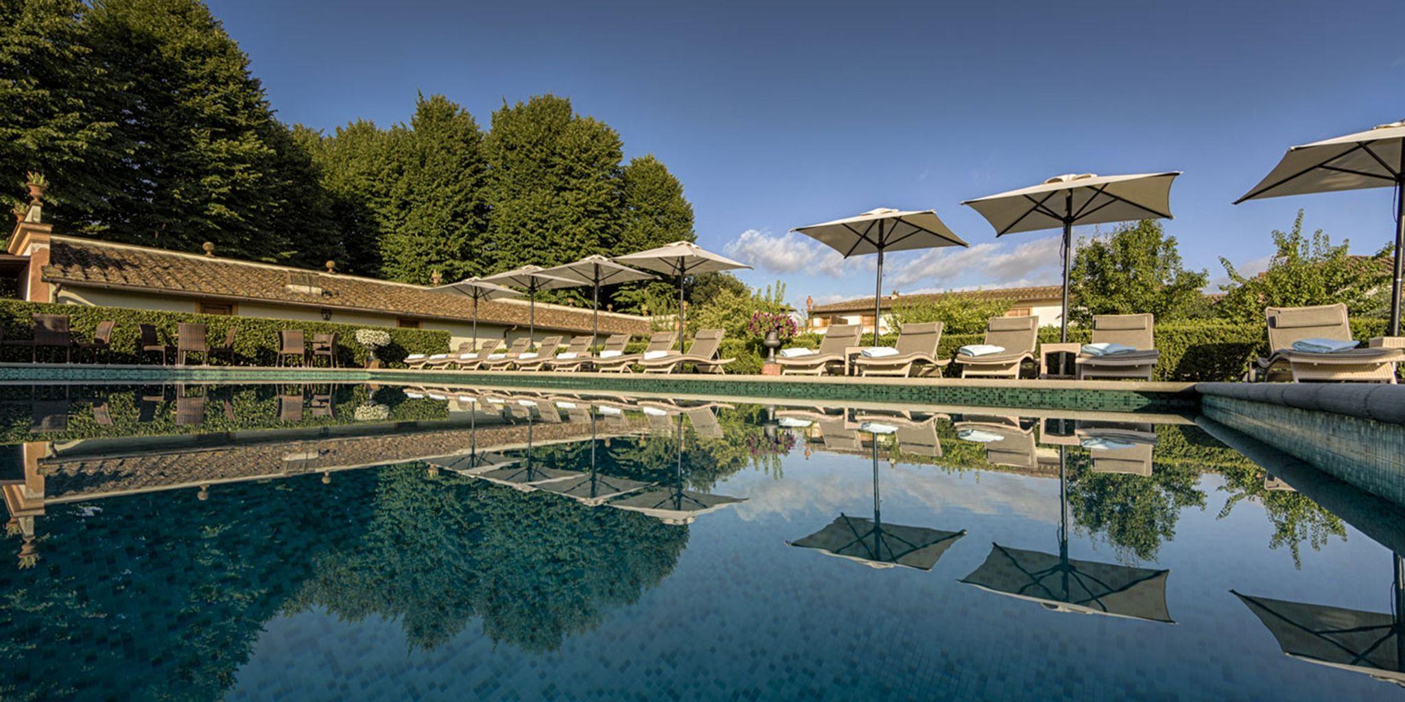 Villa Olmi Firenze In Bagno A Ripoli Italy