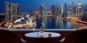 The Ritz-Carlton, Millenia Singapore in Singapore, Singapore
