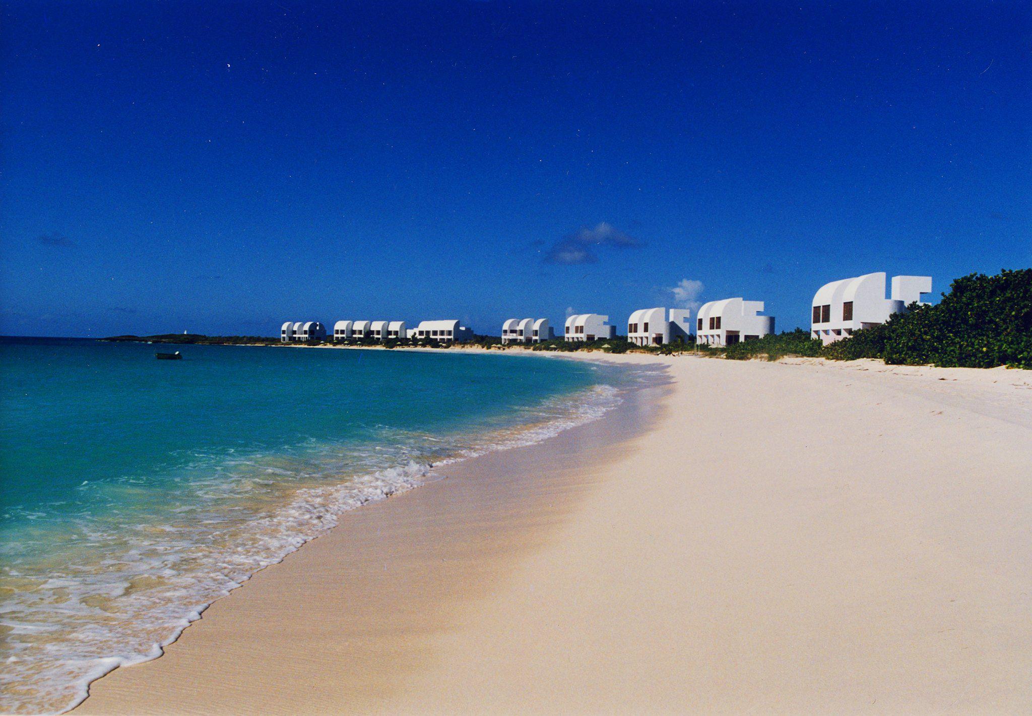 Covecastles In Anguilla British West Indies Villa