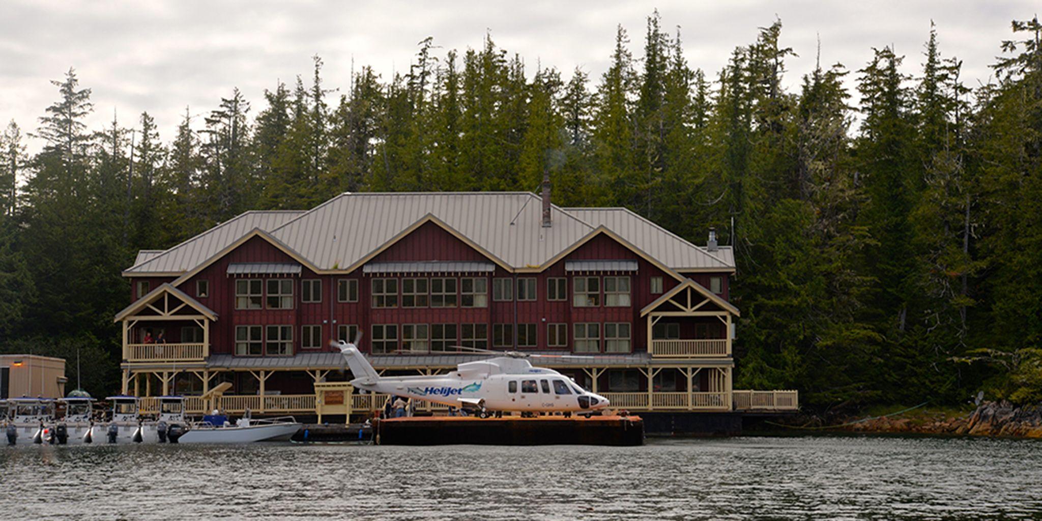King Pacific Lodge