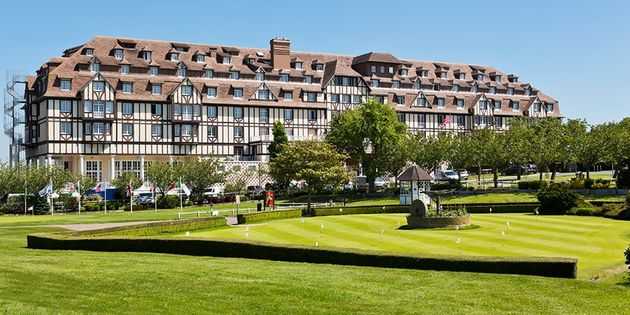 Hotel du Golf Barriere Deauville