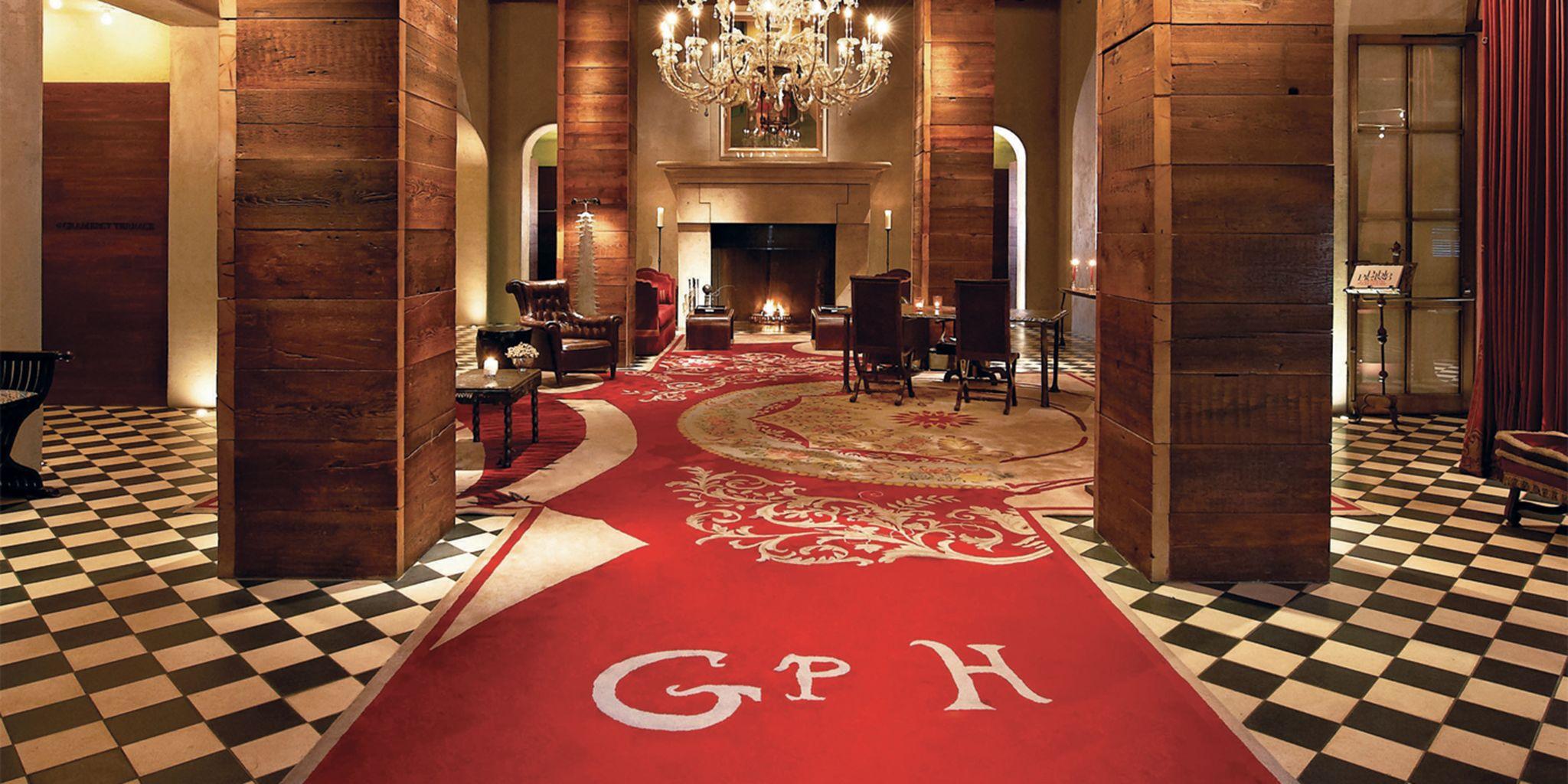 Gramercy Park Hotel In New York  New York