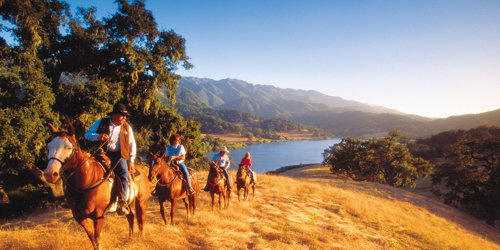 Alisal Guest Ranch Amp Resort In Solvang California Lodge