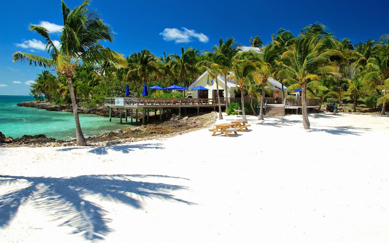 Bluff House Beach Hotel In Abaco Bahamas