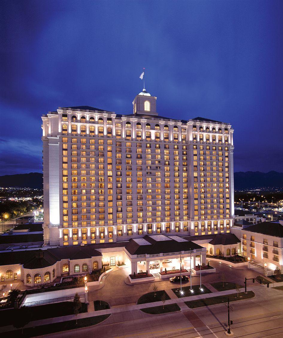 Grand America Hotel In Salt Lake City Utah