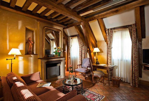 Relais Bernard Loiseau Hotel