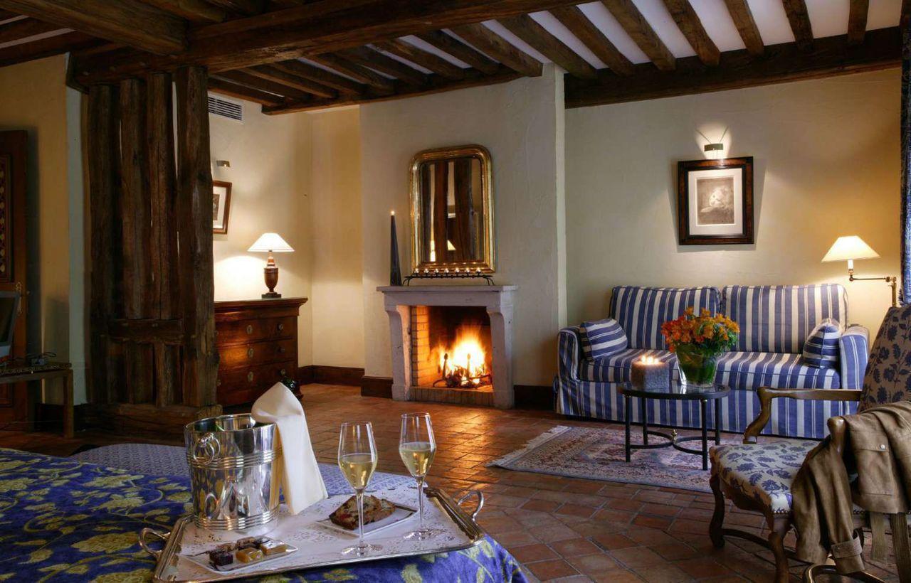 Hotel Restaurant Bernard Loiseau Saulieu