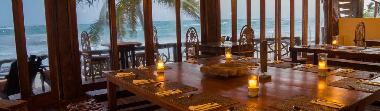 amansala ecochic resort retreat in tulum mexico all