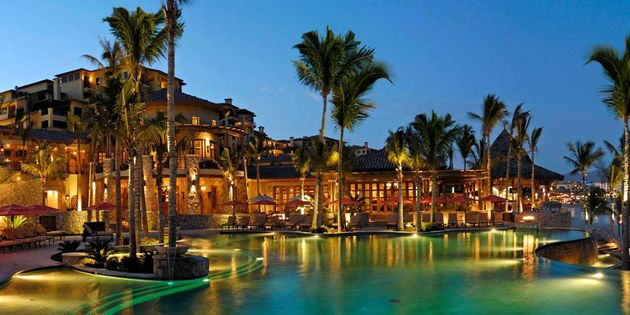 cabo san lucas 5 star luxury hotels