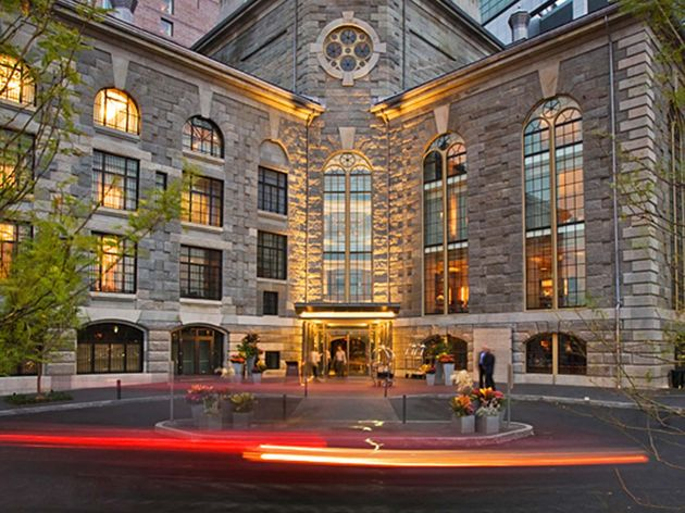 The Liberty Hotel Boston Machusetts