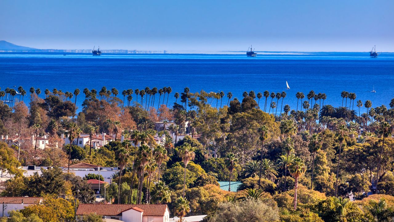 Santa Barbara California Hotels Luxury