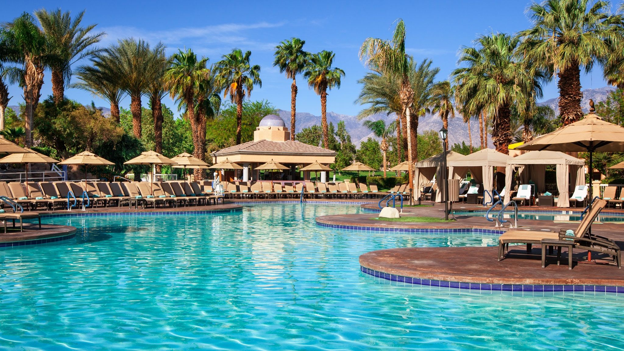 The Westin Mission Hills Golf Resort Amp Spa In Rancho