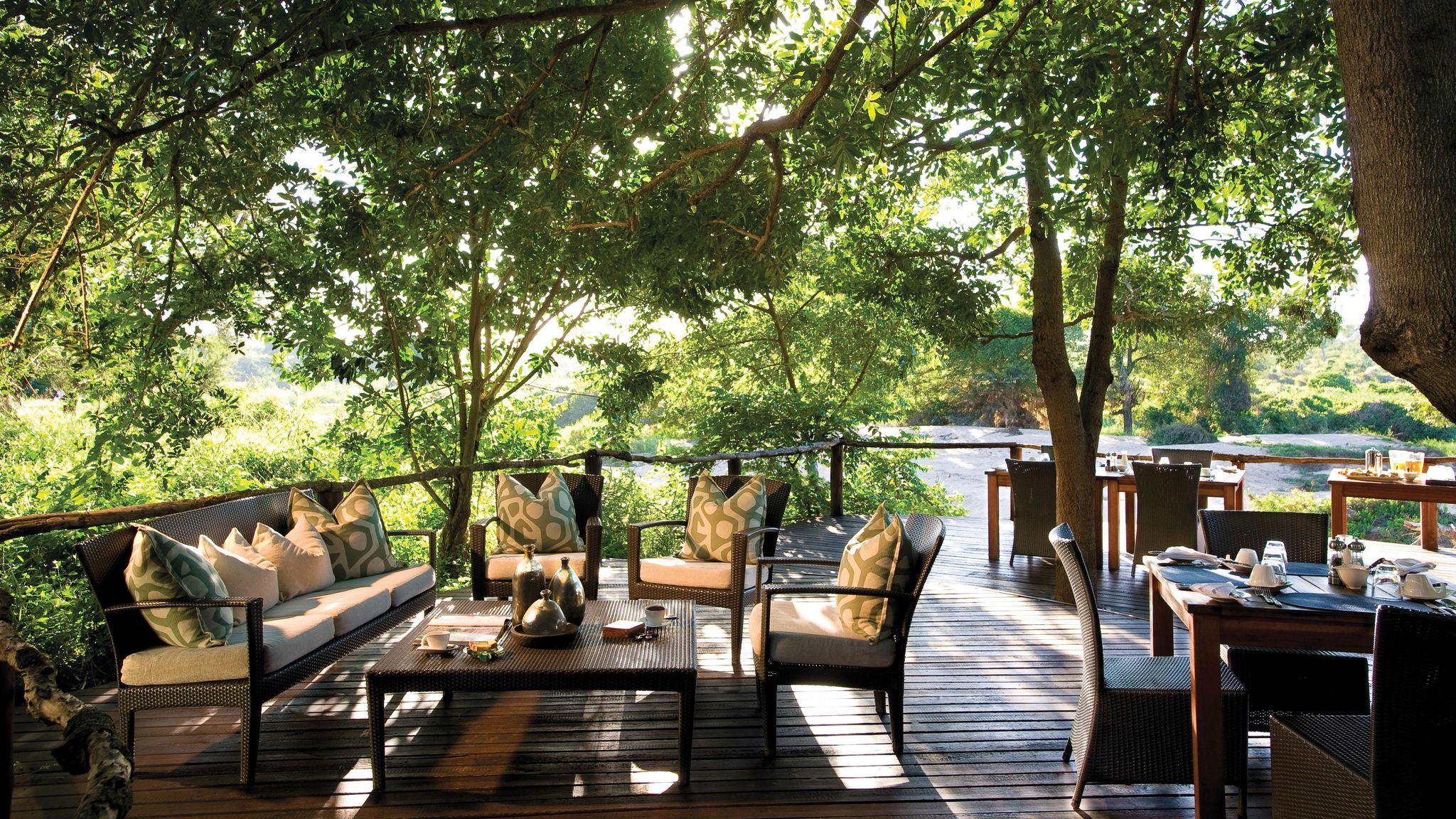 Lion sands game reserve in sabi sands south africa for Rosewood ranch cost
