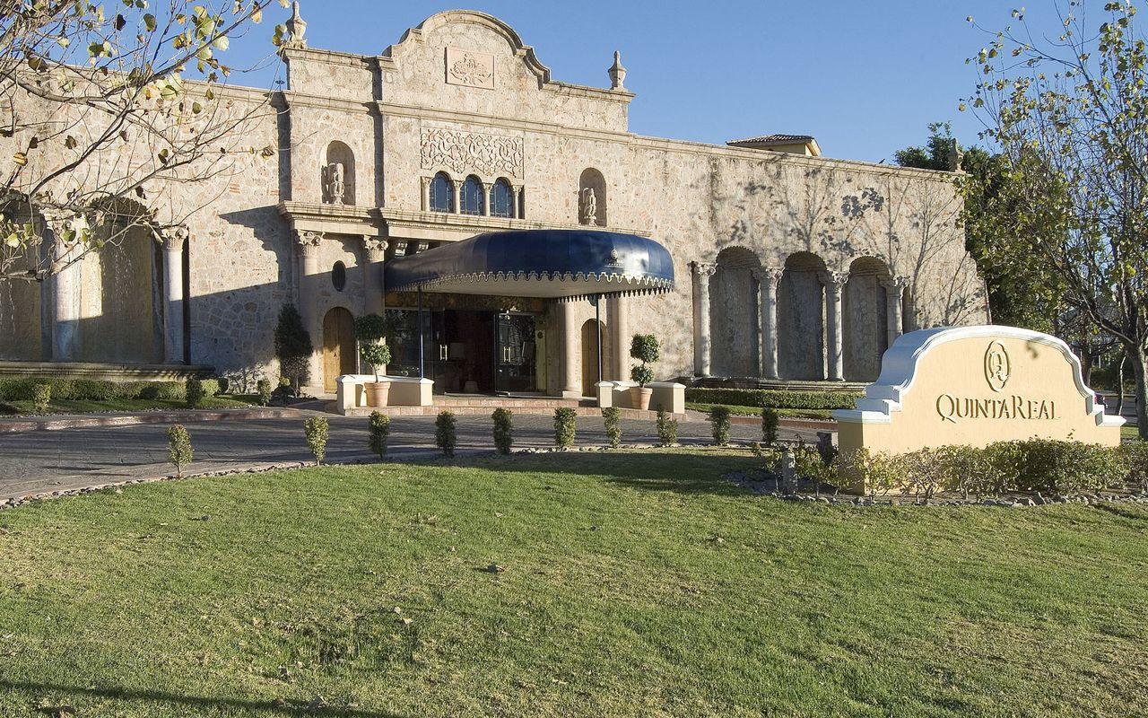 Quinta real oaxaca in oaxaca mexico for Boutique hotel oaxaca