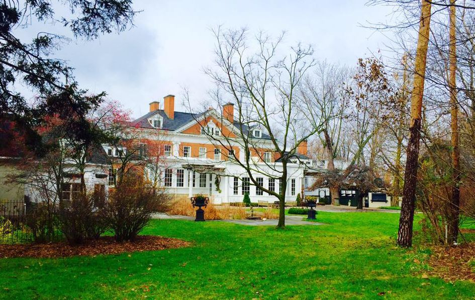 Langdon Hall Country House Hotel Amp Spa In Cambridge Canada