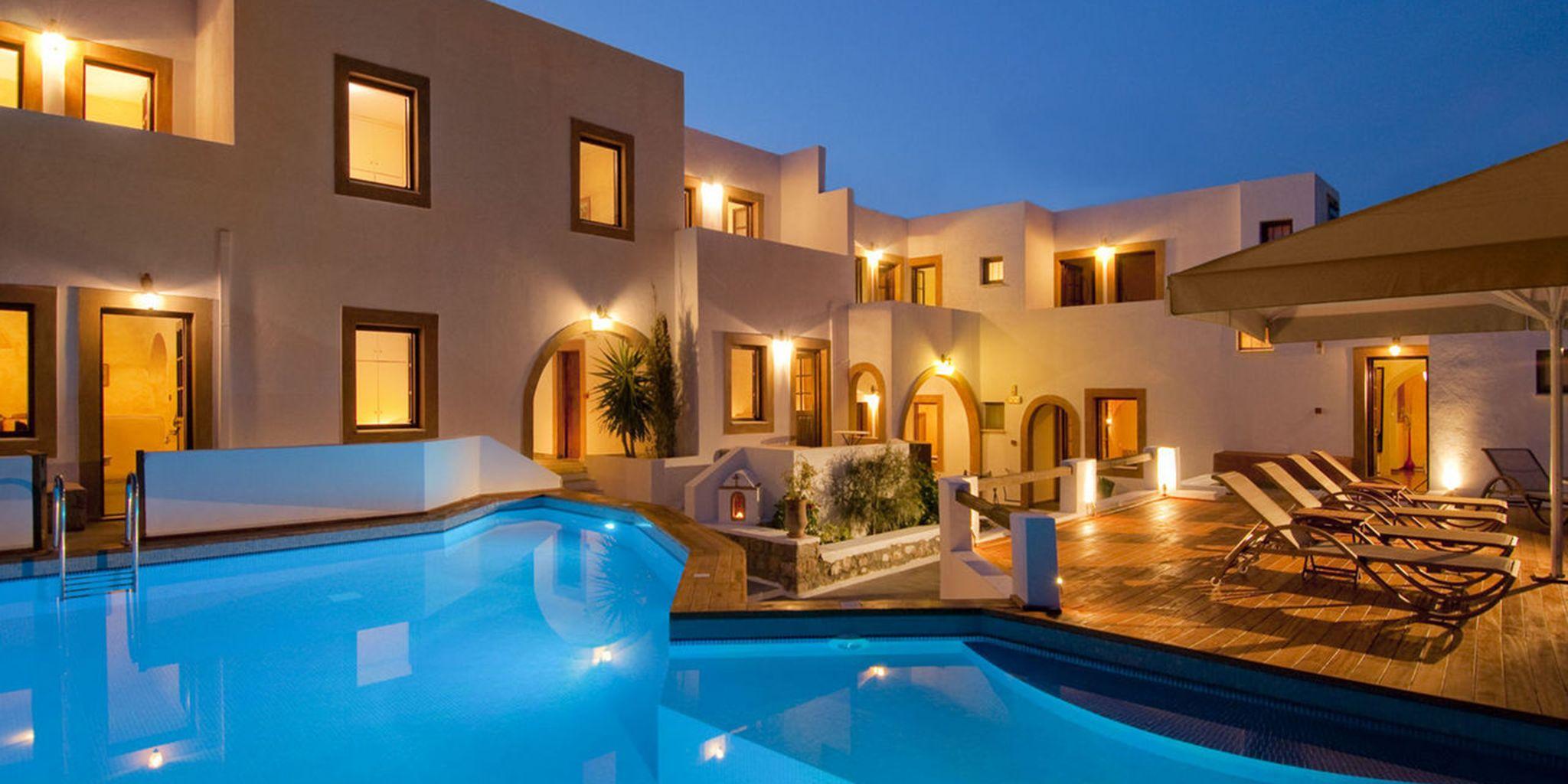 Patmos Boutique Hotels