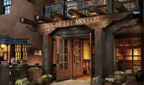 Rosewood Inn of the Anasazi in Santa Fe, New Mexico