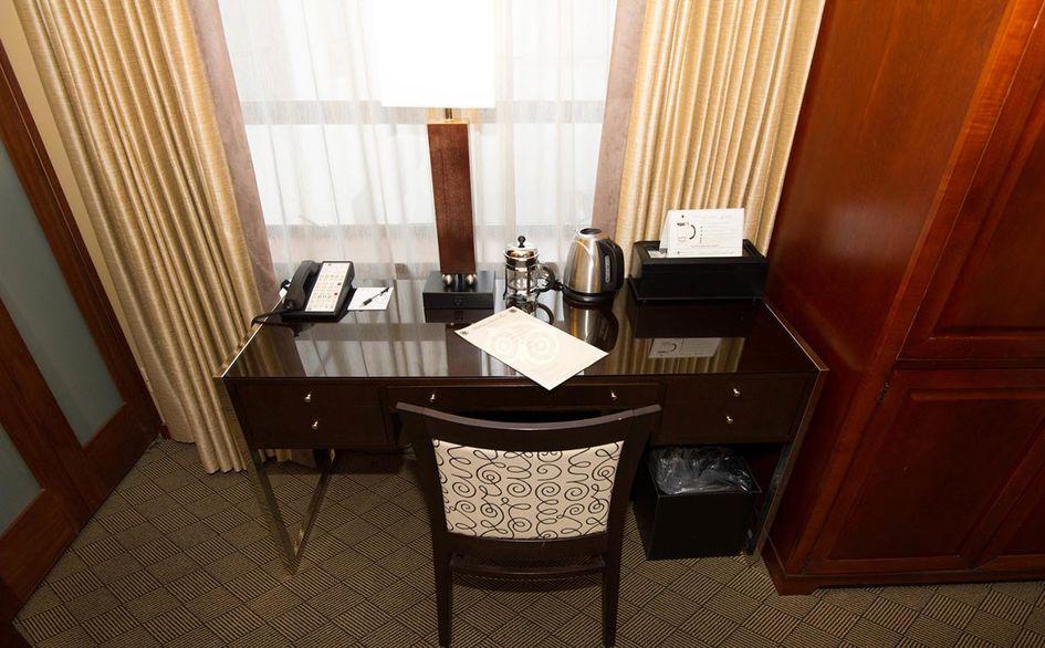 The Heathman Hotel, Portland