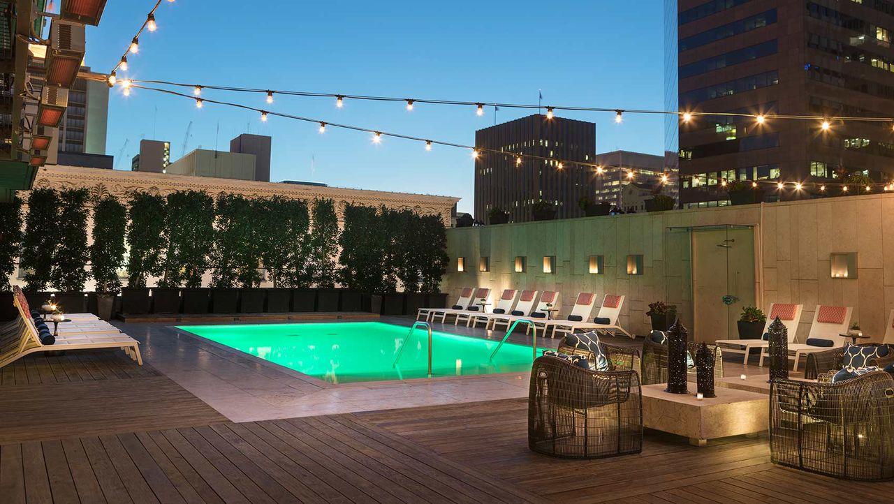 Hotels In Downtown San Diego Near Gaslamp