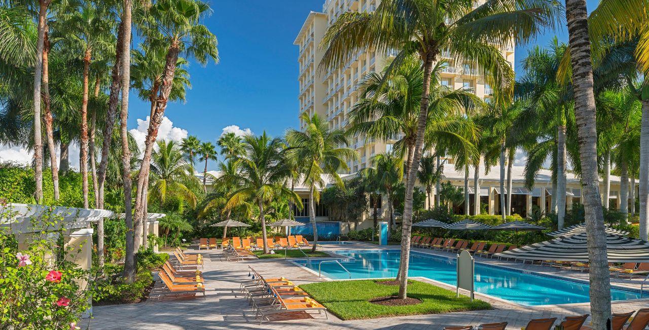 Hyatt Regency Coconut Point Resort And Spa In Bonita