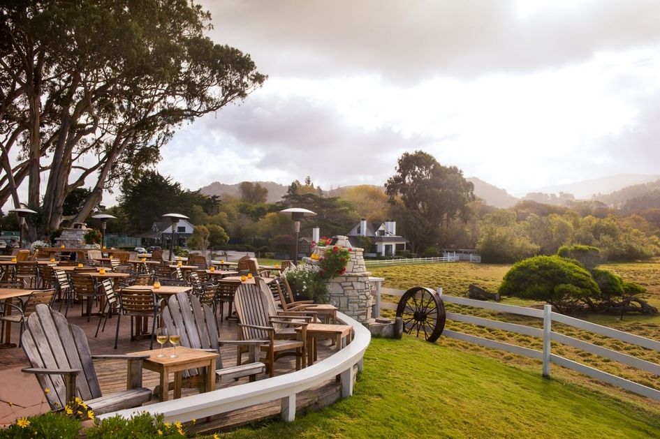 Mission ranch hotel and restaurant in carmel california for Rosewood ranch cost