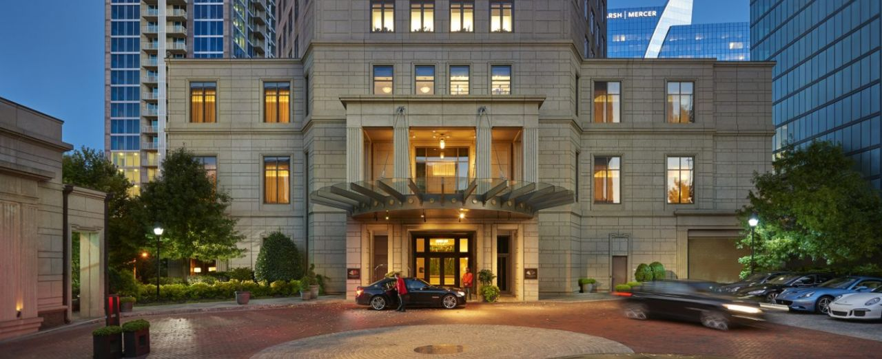 Waldorf Astoria Atlanta Buckhead In Atlanta Georgia