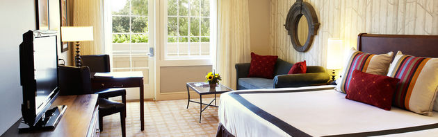 River Terrace Inn, A Noble House Hotel