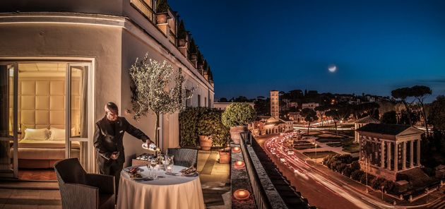 FortySeven Hotel Rome