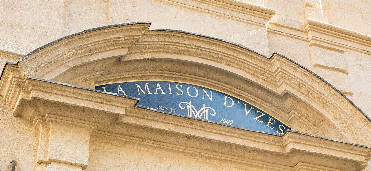 La Maison D Uzes In Nimes France