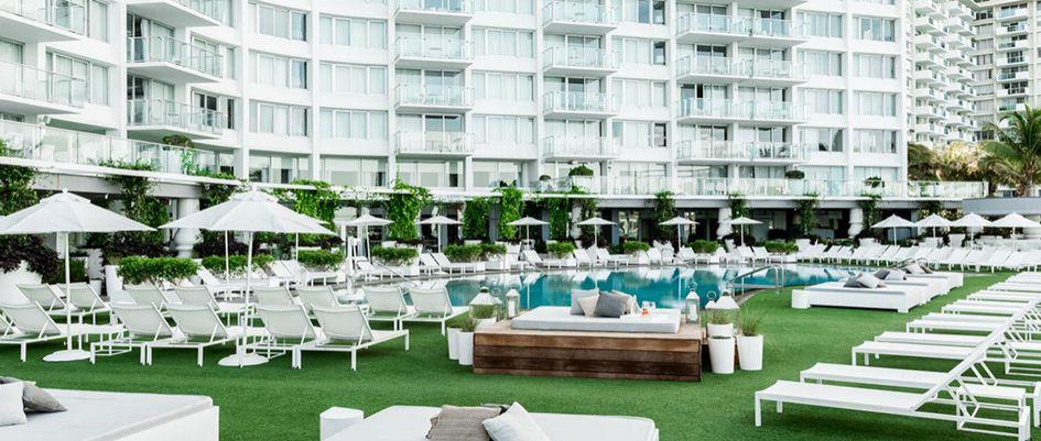 Mondrian South Beach In Miami