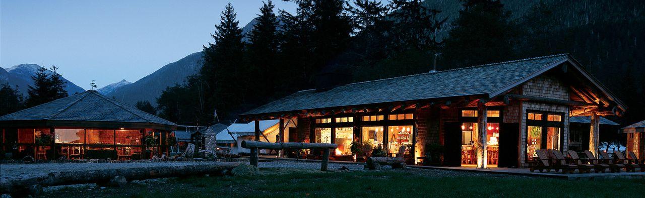 Clayoquot Wilderness Resort