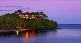 Nanuku Auberge Resort in Pacific Harbour, Fiji Islands