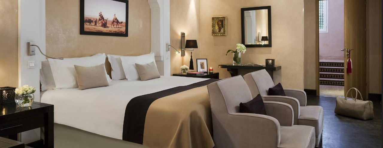 Hotel & Ryads Barriere Le Naoura Marrakech