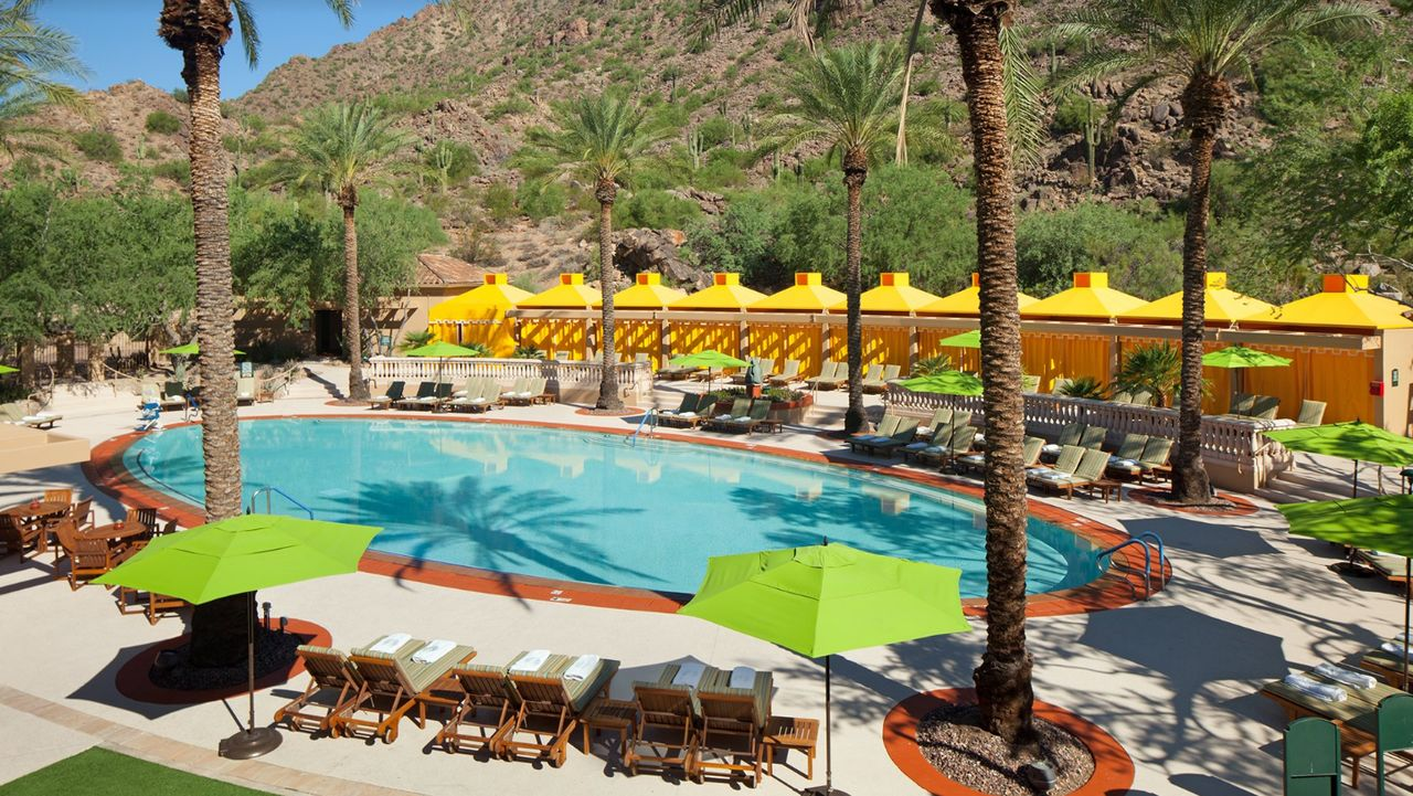 The Canyon Suites At The Phoenician In Scottsdale Arizona