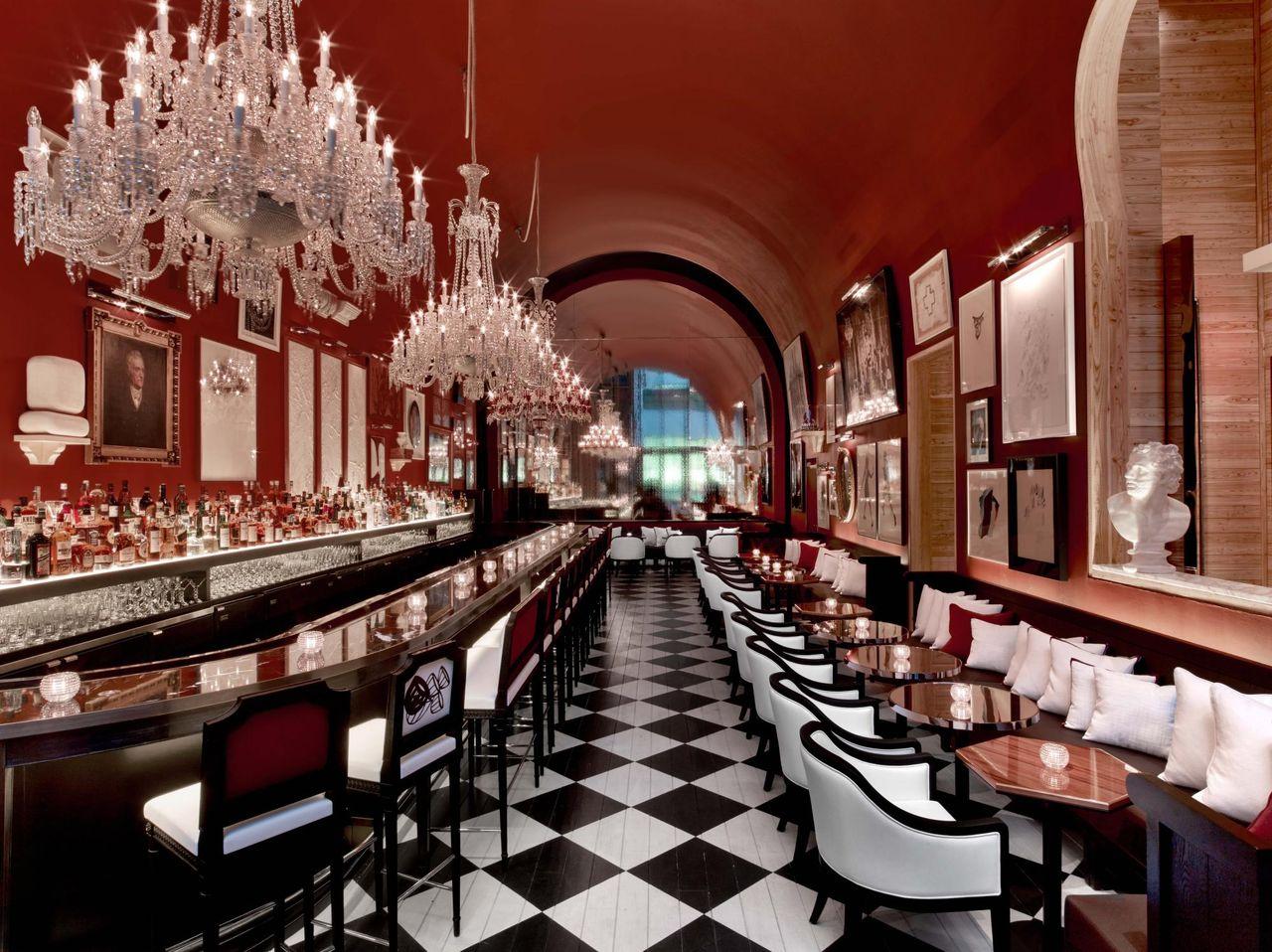Baccarat Hotel & Residences New York