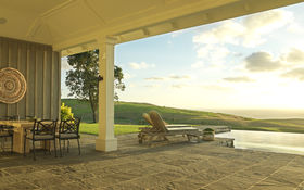 The Lodge at Kauri Cliffs in Northland, New Zealand