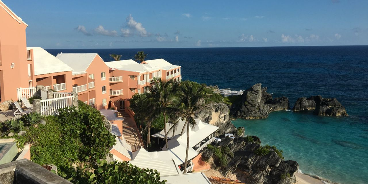 The Reefs Resort & Club in Southampton, Bermuda