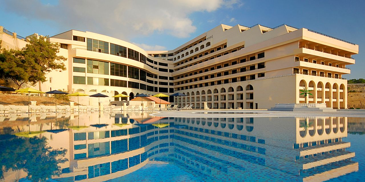 Luxury Hotels In Valletta Malta