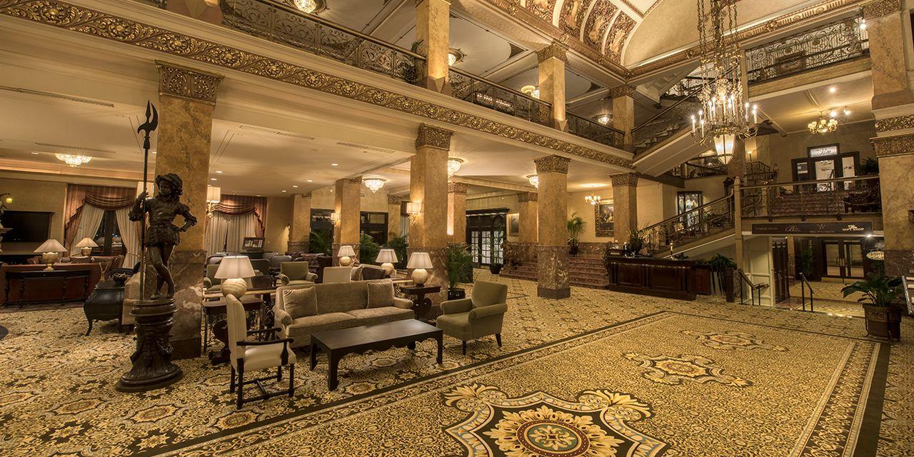 The Pfister Hotel