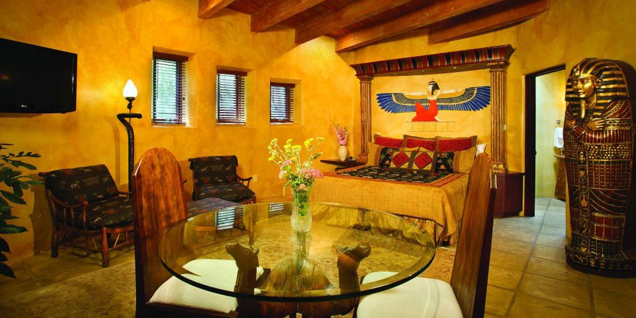 El monte sagrado living resort spa in taos new mexico for Surreal salon 8