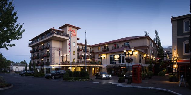 Country Inn Portland Airport Hotel