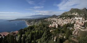 NH Collection Taormina in Taormina, Italy