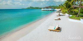 Sandals Halcyon Beach in Castries, Saint Lucia