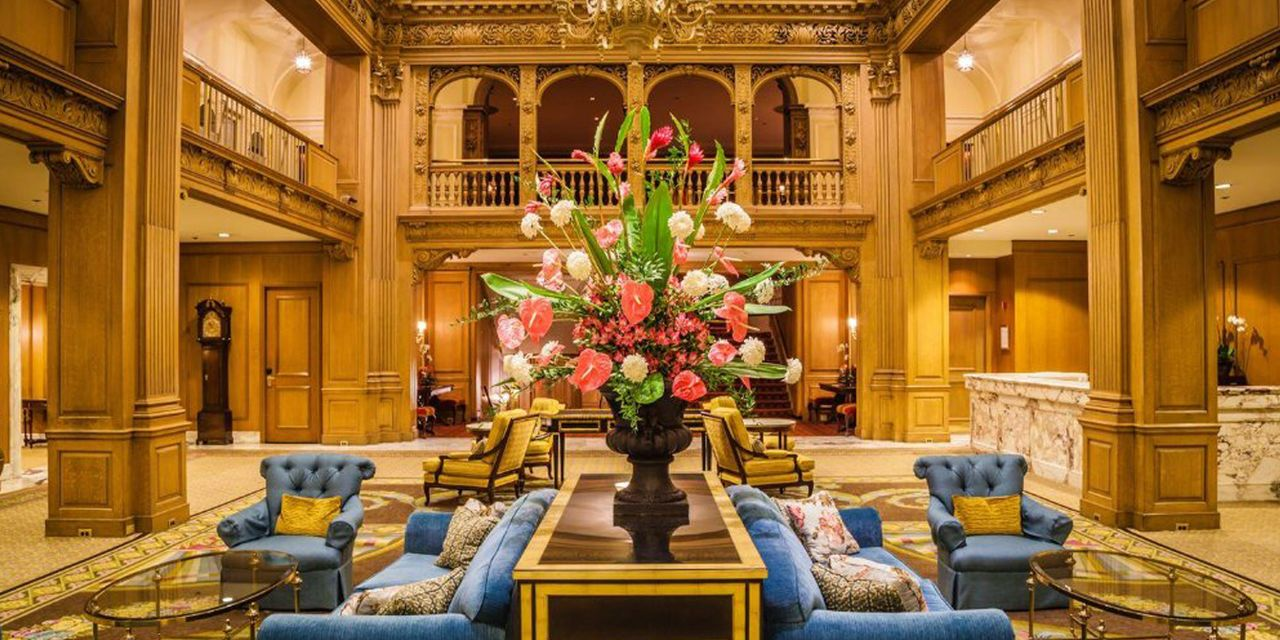 The Fairmont Olympic Hotel, Seattle