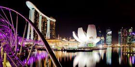 Four Seasons Hotel Singapore in Singapore City, Singapore