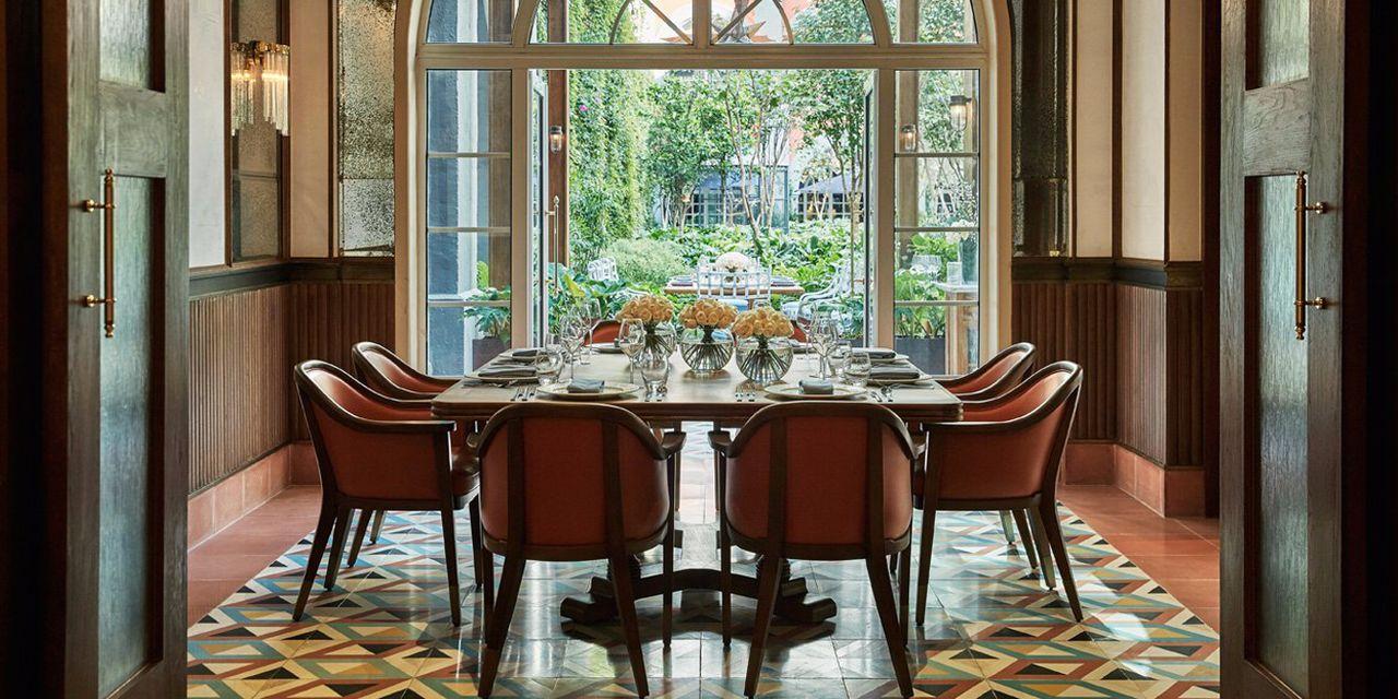 Four Seasons Hotel Mexico City