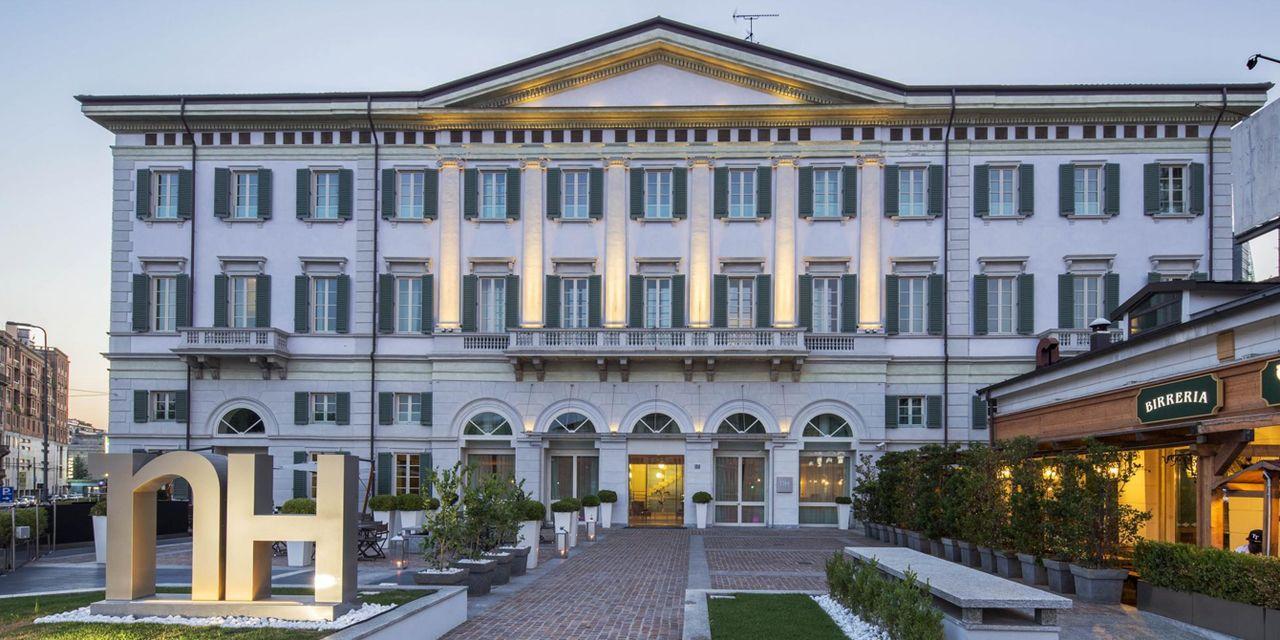 Nh milano palazzo moscova in milan italy for Hotel milton milano italy