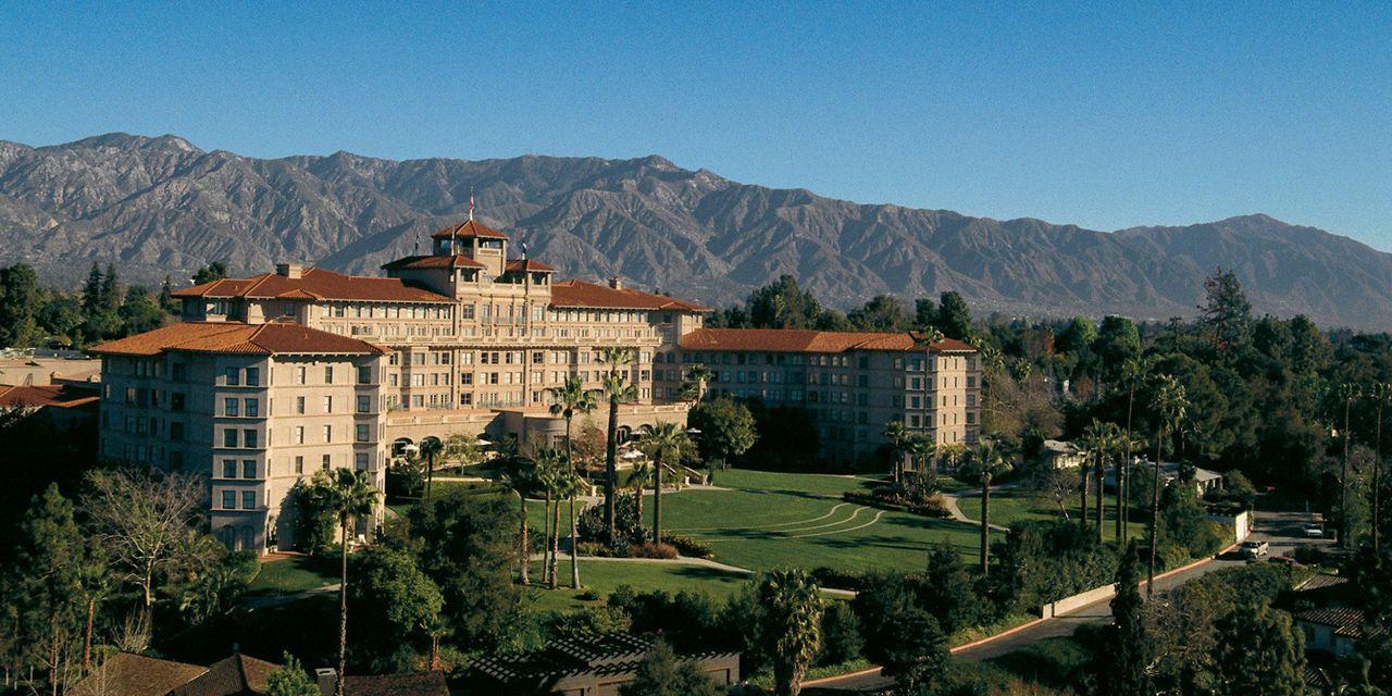 The Langham Huntington In Pasadena California