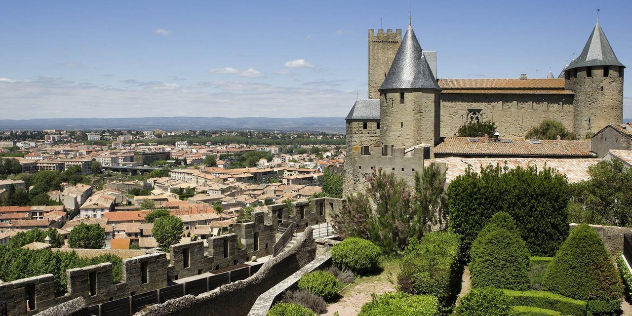 hotel de la cite carcassonne in carcassonne france villa estate deals. Black Bedroom Furniture Sets. Home Design Ideas